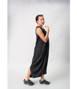 Alembika Stitched Tank Dress