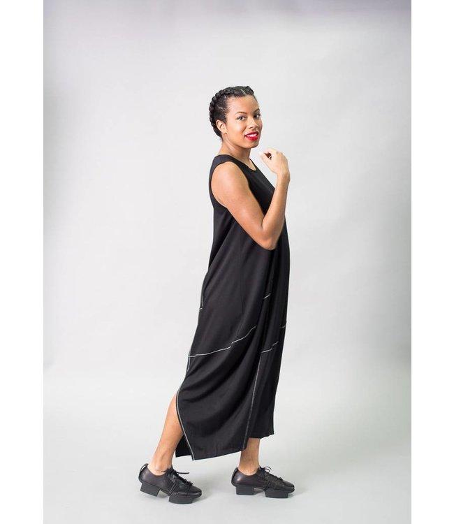 Alembika Stitched Tank Dress