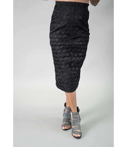 Rundholz Black Dot Pencil Skirt