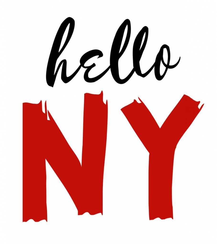 Hello NY!
