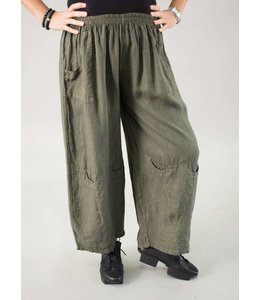 T by Transparente Hennie Linen Pant