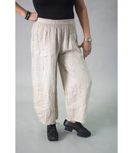 T by Transparente Haley Linen Pant