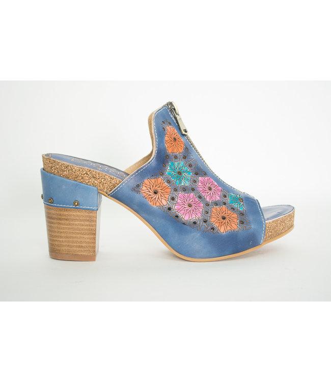 Spring Step Zippia Sandal
