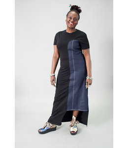 Tov Denim Division Dress