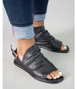 A.S. 98 Siv Flat Sandal