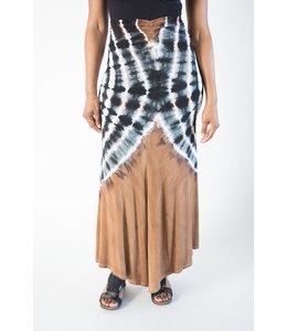 Round Long Skirt