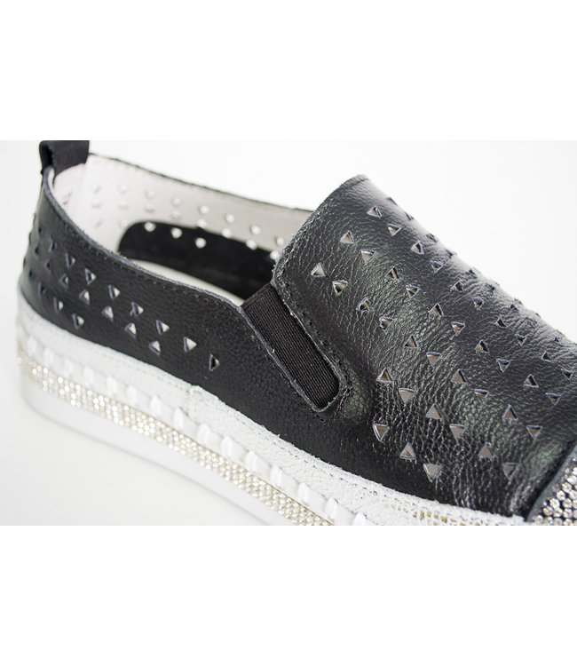 Bernie Mev Perforated Sneaker