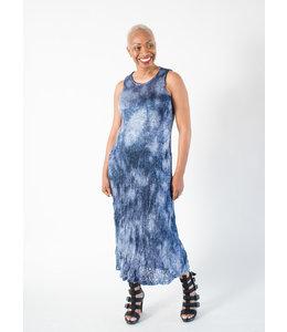 Alembika Marbled Knit Tank Dress