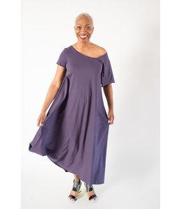 Kedziorek Simple One Shoulder Dress