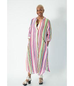 Alembika Lollipop Linen Dress