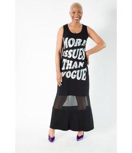 Rock N Karma Beaded Simple Dress