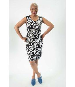 Rock N Karma Beaded Rock Tee Dress