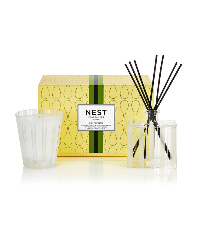 NEST Petite Candle & Diffuser Gift Set