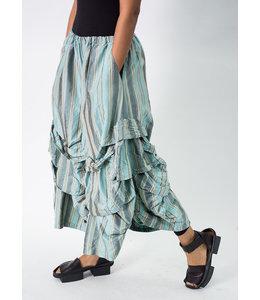 Krista Larson Silk Taffeta Pants