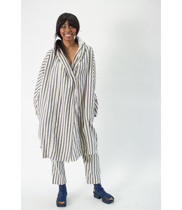 Luukaa Angel Hooded Stripe Jacket