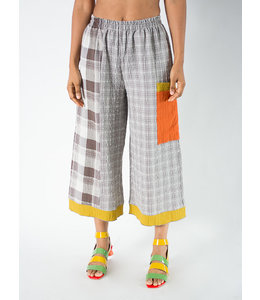 Moonlight Play Plaid Pants