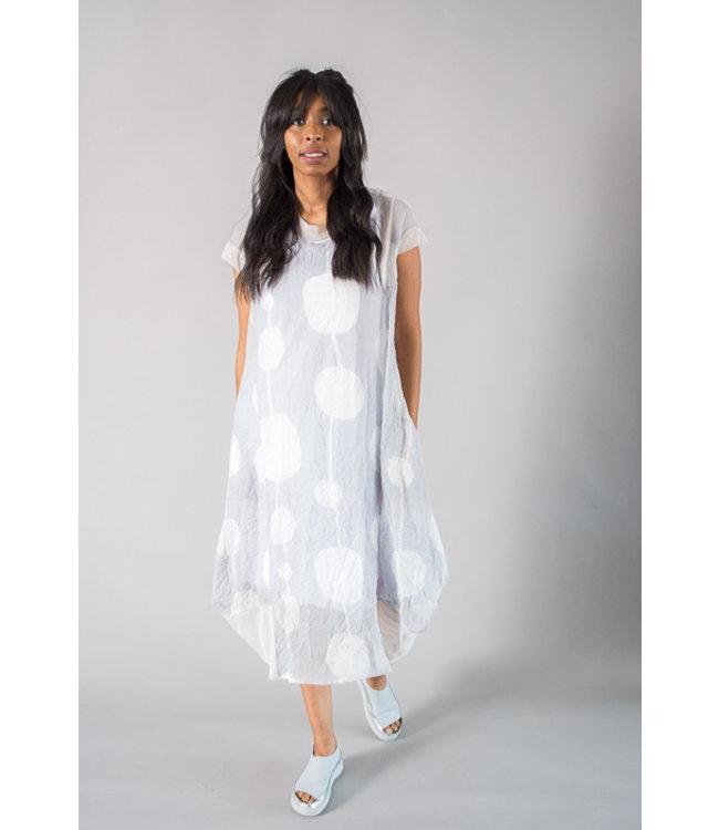 Gershon Bram Lobelia Sheer Dress