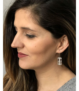 Sylca Designs Cube Earring
