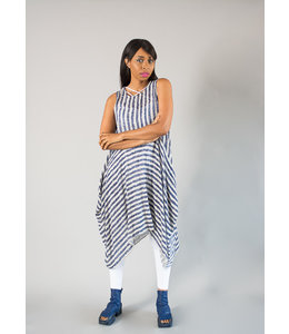 Stripe Linen Dress