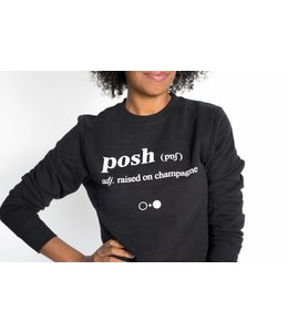 A Black and White Story POSH Sweatshirt