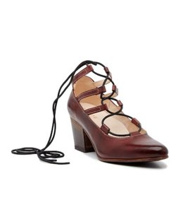BedStu Turalyon Lace-up Pump