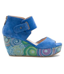 Sacha London Oscar Mosaic Wedge