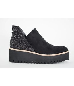 All Black Tread Flatform