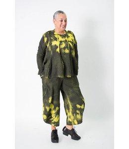 Dress To Kill Stencil Fly Pant