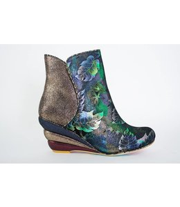 Irregular Choice Woman's Vote Ankle Boot