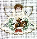 Canvas 12 ANGELS 0F XMAS -TEN LORDS A LEAPING PP996CJ