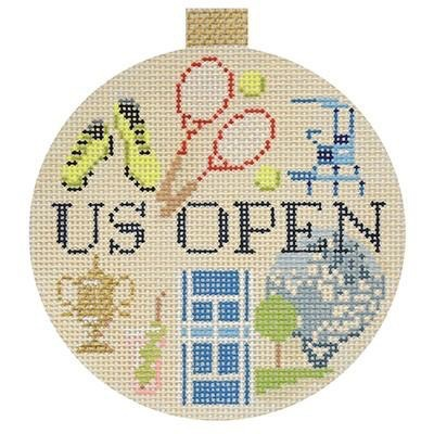 Canvas US OPEN TRAVEL ROUND  KB1367