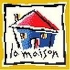 Canvas FRENCH LESSON HOUSE  BF224