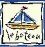 Canvas FRENCH LESSON BOAT  BF226