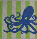 Canvas OCTOPUS STENCIL  SQ63