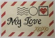 Canvas MINI LOVE LETTER  RD079