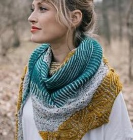 Class BAUBLES SHAWL KAL SPRING 2019