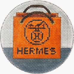 Canvas HERMES ORNAMENT  X334