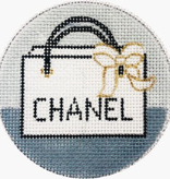 Canvas CHANEL ORNAMENT  X337