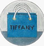 Canvas TIFFANY ORNAMENT  X333