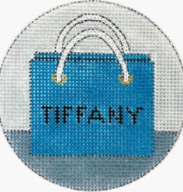 Canvas TIFFANY ORNAMENT  X333