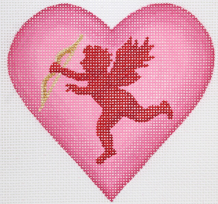 Canvas CUPID HEART  OM251