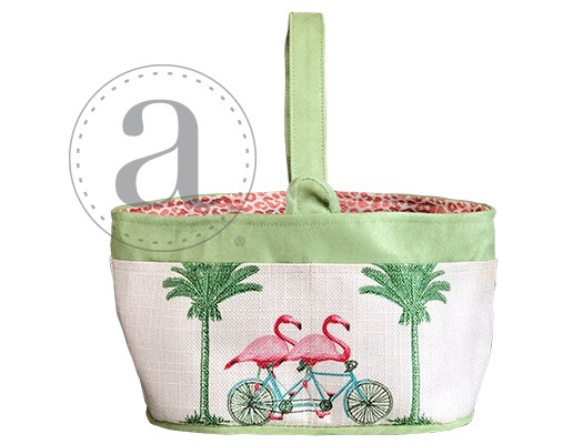 Accessories ATENTI CADDY  FLAMINGOS
