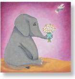 Canvas ELEPHANT SIMON  SBPL02