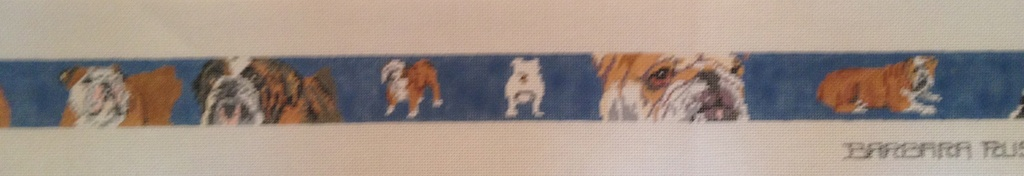 Canvas BULLDOG BELT  BR330