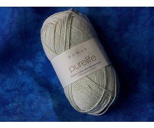 purelife organic cotton rowan the needle tree