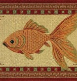 Canvas GOLDFISH  S224