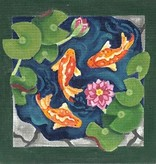 Canvas PATIO KOI  132782