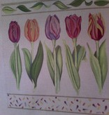 Canvas IVORY TULIPS  182713