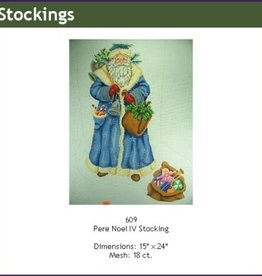 Canvas PERE NOEL IV  609