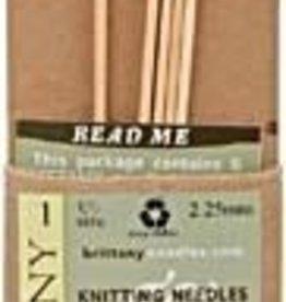 Needles BRITTANY DPN MIDGET #0
